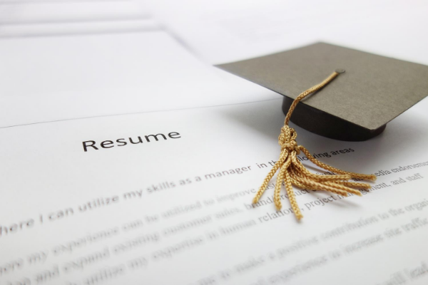 resume graduation